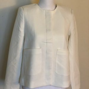 H&M Brand New White Jacket